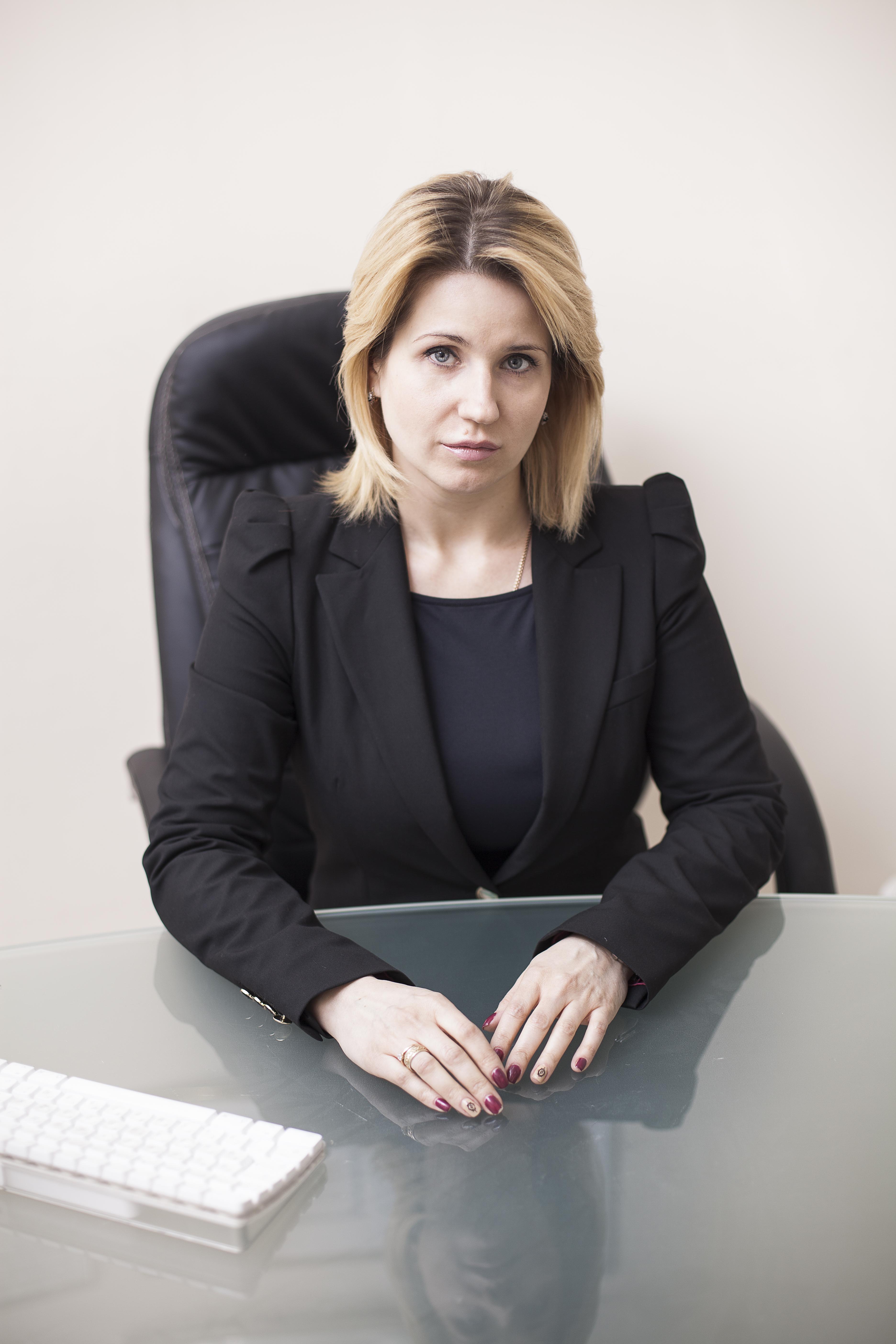 Семёнова Елена Сергеевна