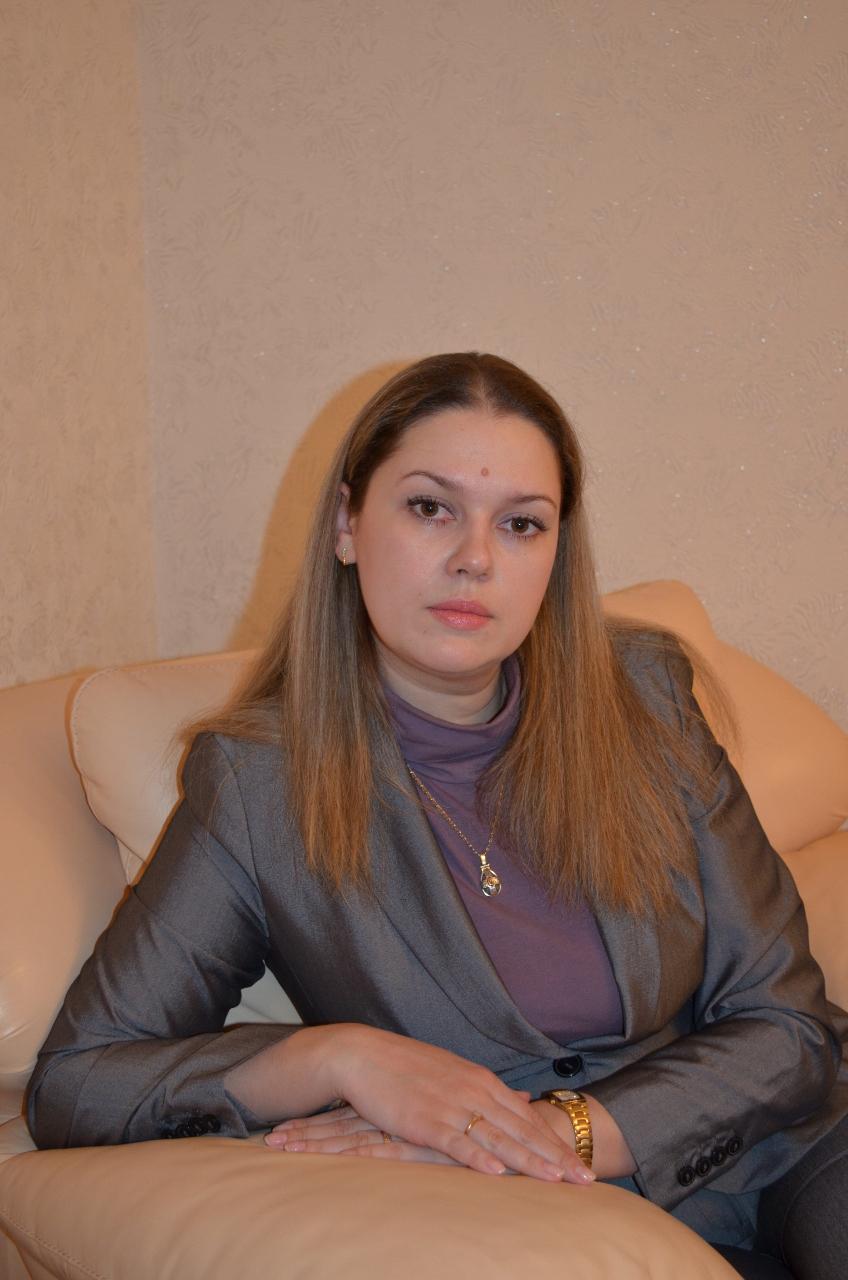 Назаретская Ольга Евгеньевна