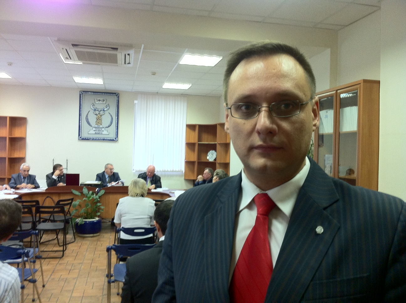 Адвокат Кузьмин Павел Петрович